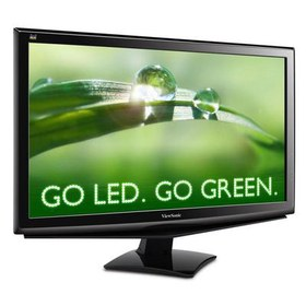 "Монитор 24"" Viewsonic VA2448-LED (LCD, Wide, 1920x1080, +DVI)"