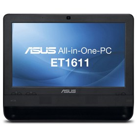 "Моноблок Asus EeeTOP ET1611PUT-B0427 16"" Atom D425/2/320/KB+MOUSE/Win7HP"